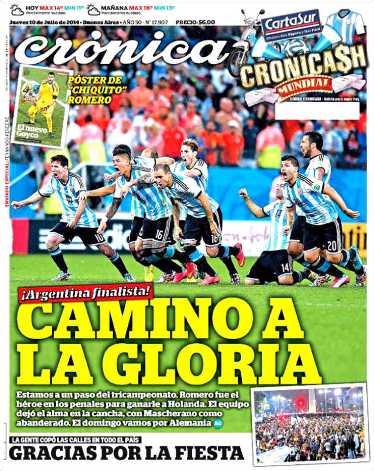 Crónica - Bs As