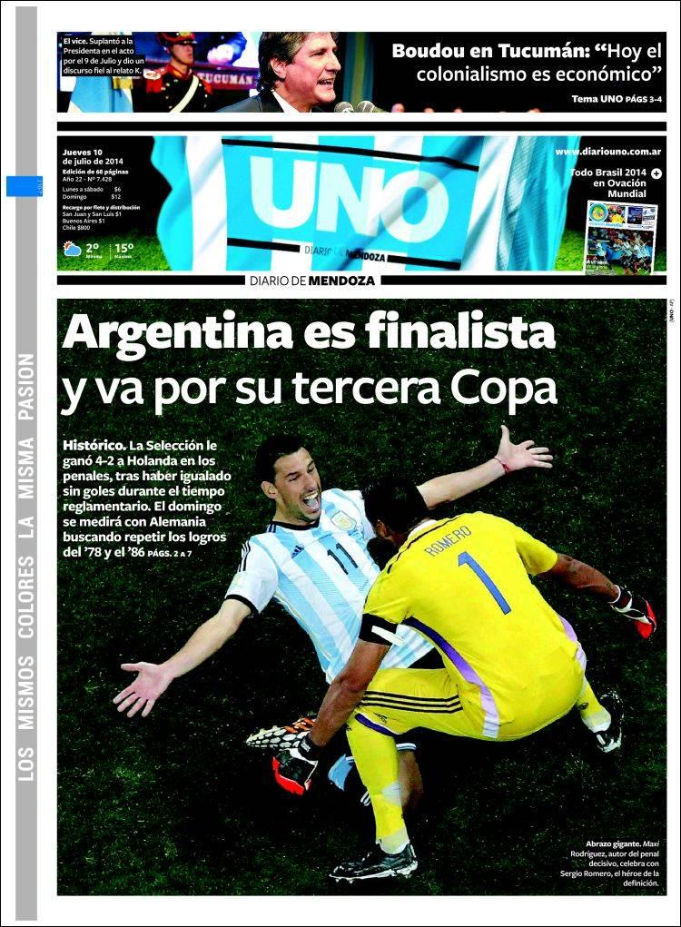 Uno - Mendoza