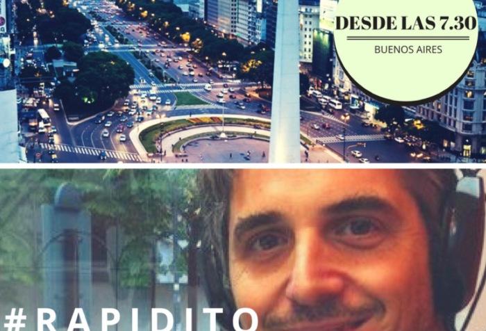 Rapidito de Noticias Mariano Rinaldi