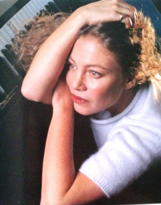 """En 1997 y tras rodar con almodóvar, la Roth protagonizó uno de los éxitos del año en el cine nacional: """"Martin (Hache)"""""""