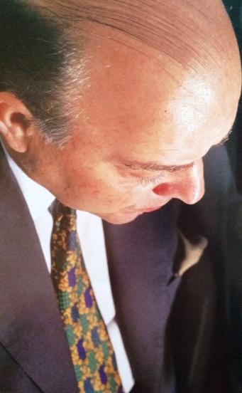 """En 1996, tras su partida del gobierno, el Mingo dio una serie de entrevistas. Por entonces era una celebridad; """"El hombre que venció a la inflación"""""""