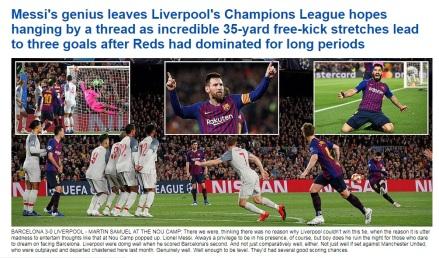 """Daily Mail"" -Inglaterra"