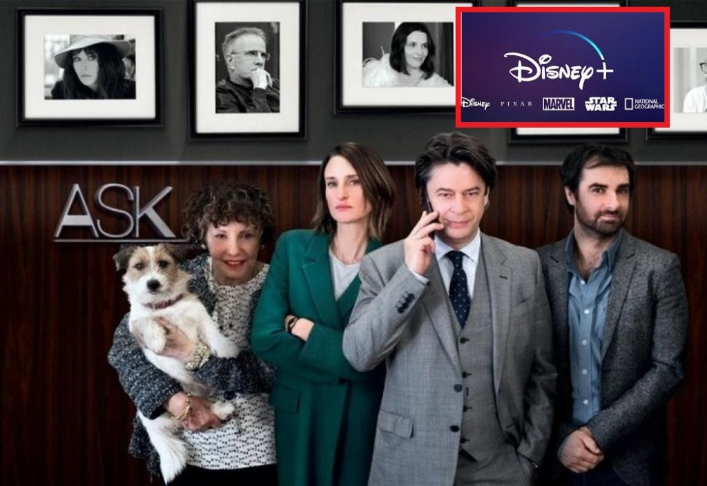 disney+ y Call my agent