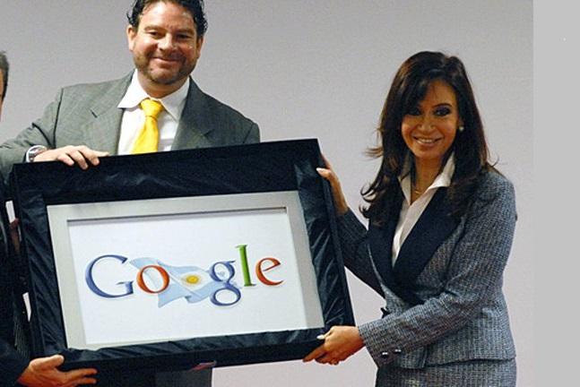 Cristina en Google